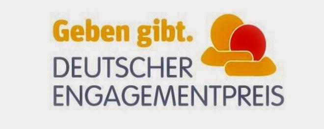 Deutscher Engagementpreis 2014