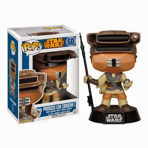 Funko Pop! Star Wars Boushh Leia