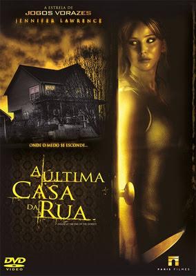 Filme Poster A Última Casa da Rua DVDRip XviD Dual Audio & RMVB Dublado