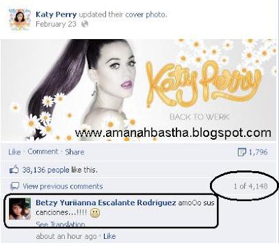 Gimana Caranya Biar Status Di Facebook Banyak Yang Like