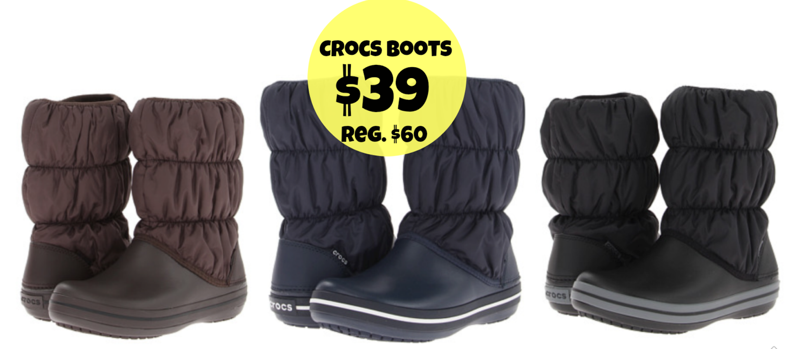 http://www.thebinderladies.com/2014/10/6pm-crocs-winter-puff-boots-39-free.html