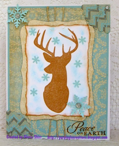 Featured Card - Creative Inspirations Paint Top 3