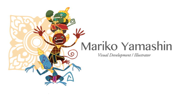 Mariko Yamashin Portfolio