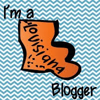 I'm a Louisiana Blogger