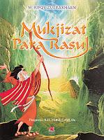 toko buku rahma: buku MUKJIZAT PARA RASUL, pengarang rifqy zulkarnaen, penerbit rosda