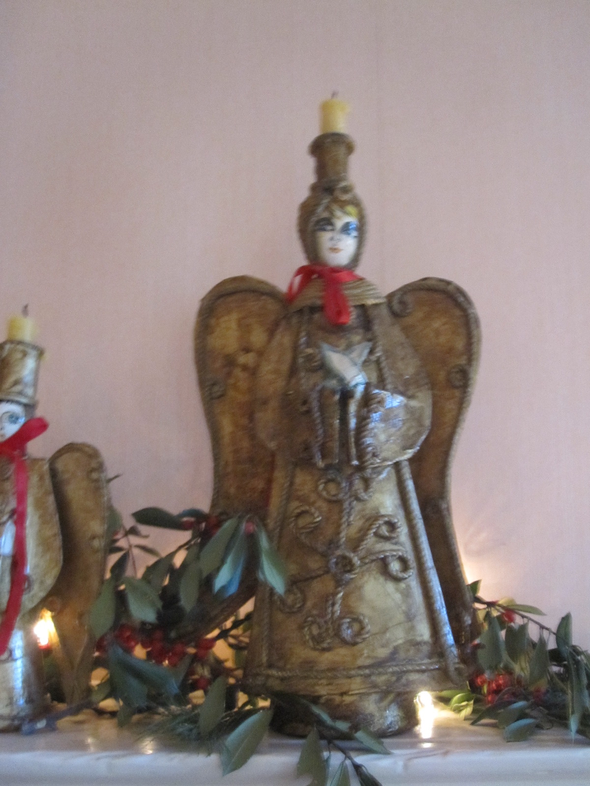 Dovecote Christmas Decorations