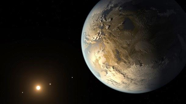 Top 12 descobertas espaciais mais legais de 2014