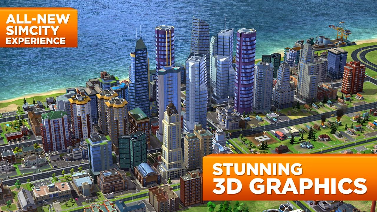 sim city download