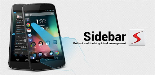 Sidebar Pro Apk - Aplikasi MultiTasking Android
