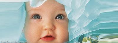 Magnifique couverture facebook bébé