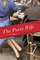 The Paris Wife, Paula, McLain cover