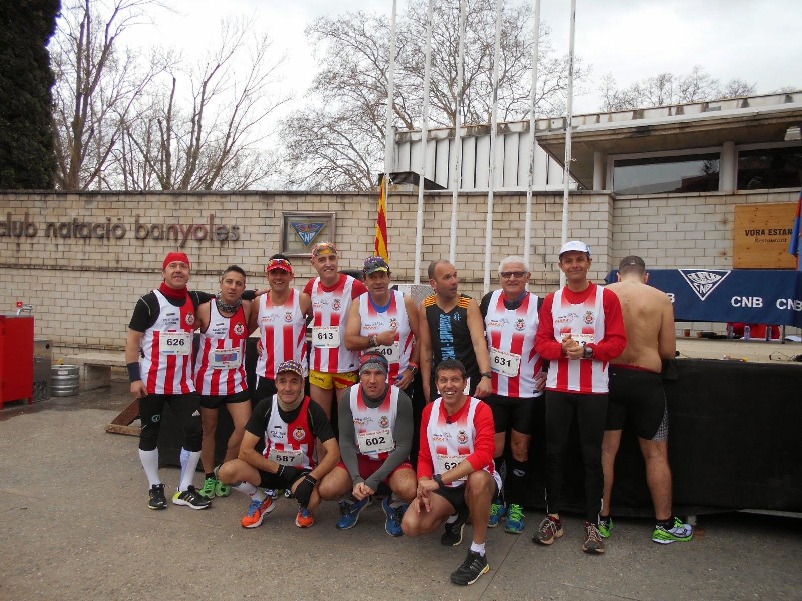 Fotos mitja marato banyoles 97