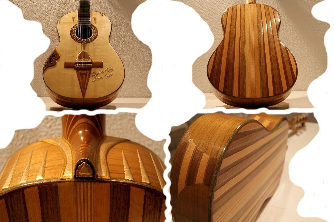 Kertsopoulos classical guitar