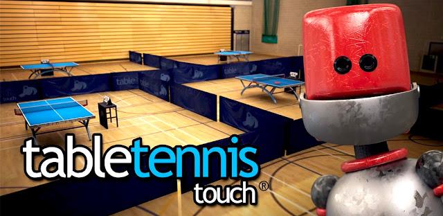 Table Tennis Touch  v2.1.0123.1 Apk Miki