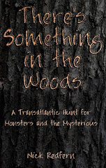 There&#39;s Something in the Woods, Never-Used Artwork, 2008: