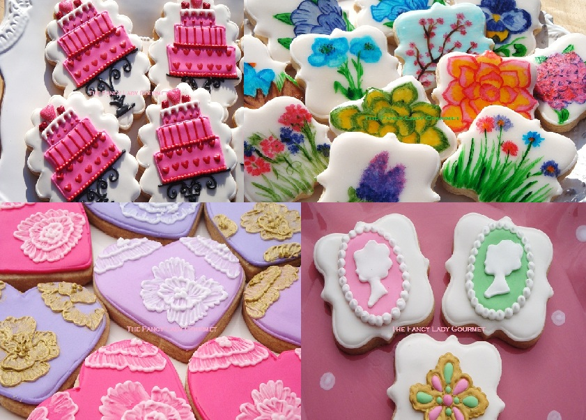 my dear friend cookies for you