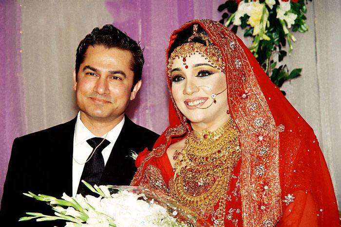 Bangladeshi Celebrity Wedding MakeUp