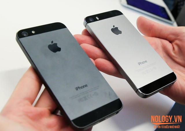 Iphone 5 lock Nhật người dùng đổ xô đi mua, bán cháy hàng