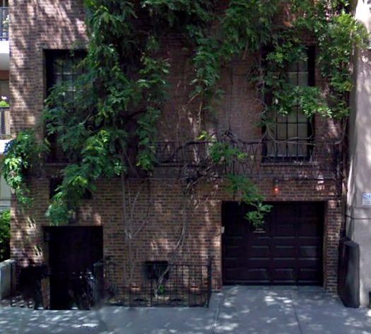 Malcolm Forbes Townhouse in NYC