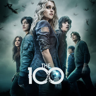 Promotional Picture from The 100, used for Season 1 Marketing