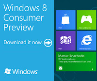 Free Download Windows 8 Consumer Preview ISO