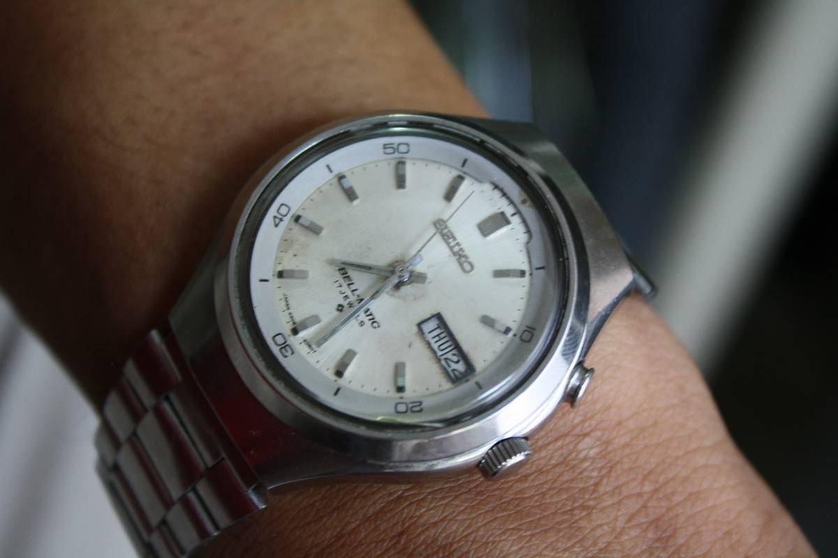 Sale Koleksi Jam Seiko Bell Matic 4006 6060 SOLD