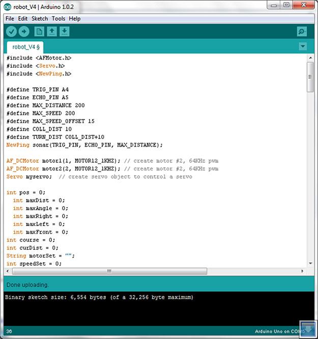 Les elektronika dasar penulisan program arduino