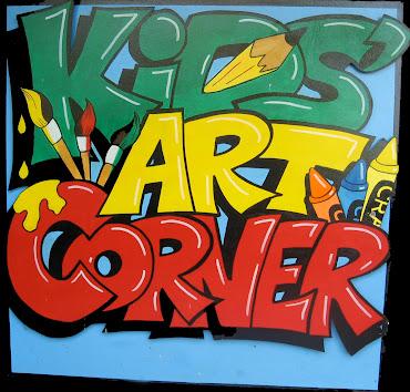Kids' Art Corner