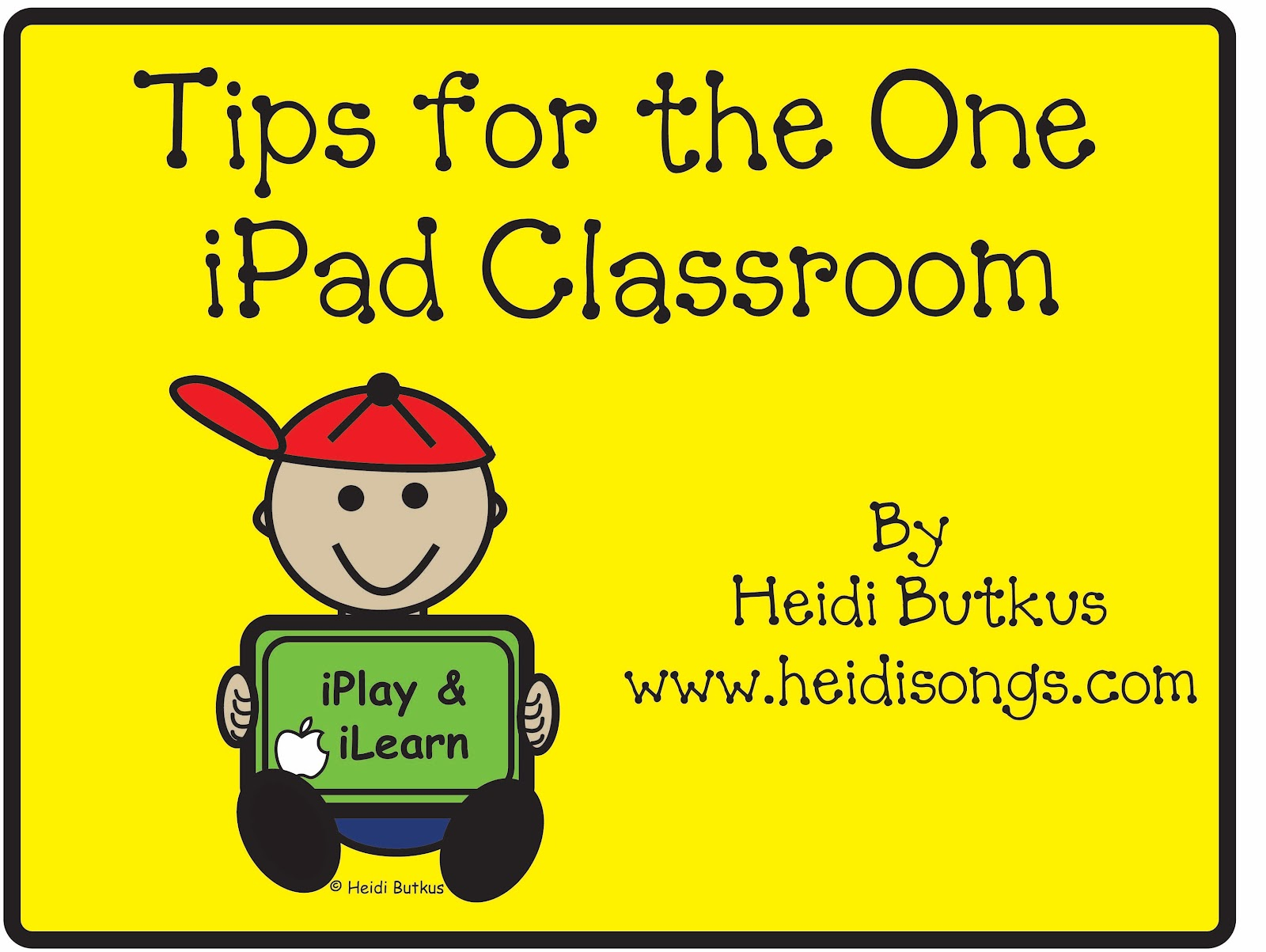 Classroom Ipad Ideas : Here are some ways to use the ipad in a classroom where