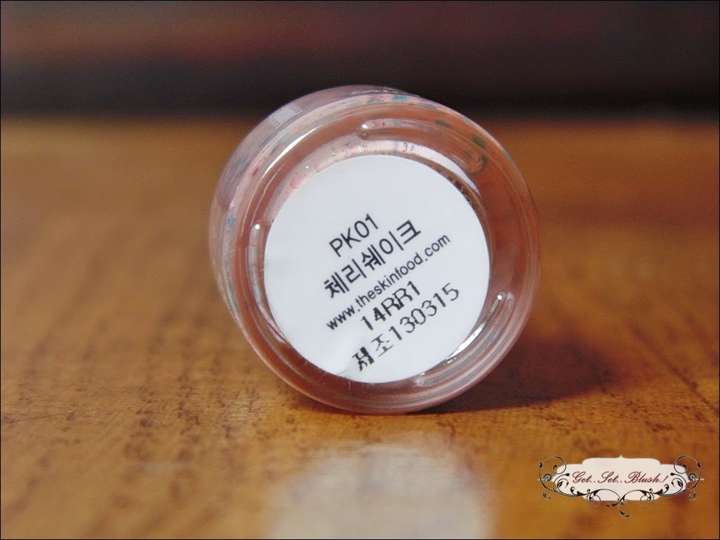 Skin Food Milk Shake Nails in PK01 - Review,Swatches