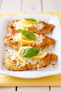 Lemon Chicken Romano Recipe