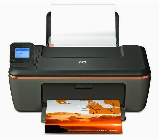 hp deskjet 3510 e all in one printer driver download