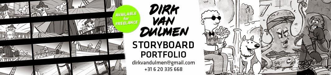 Dirk van Dulmen Story Portfolio 2014