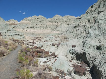 Rv For 5 John Day Fossil Beds National Monument