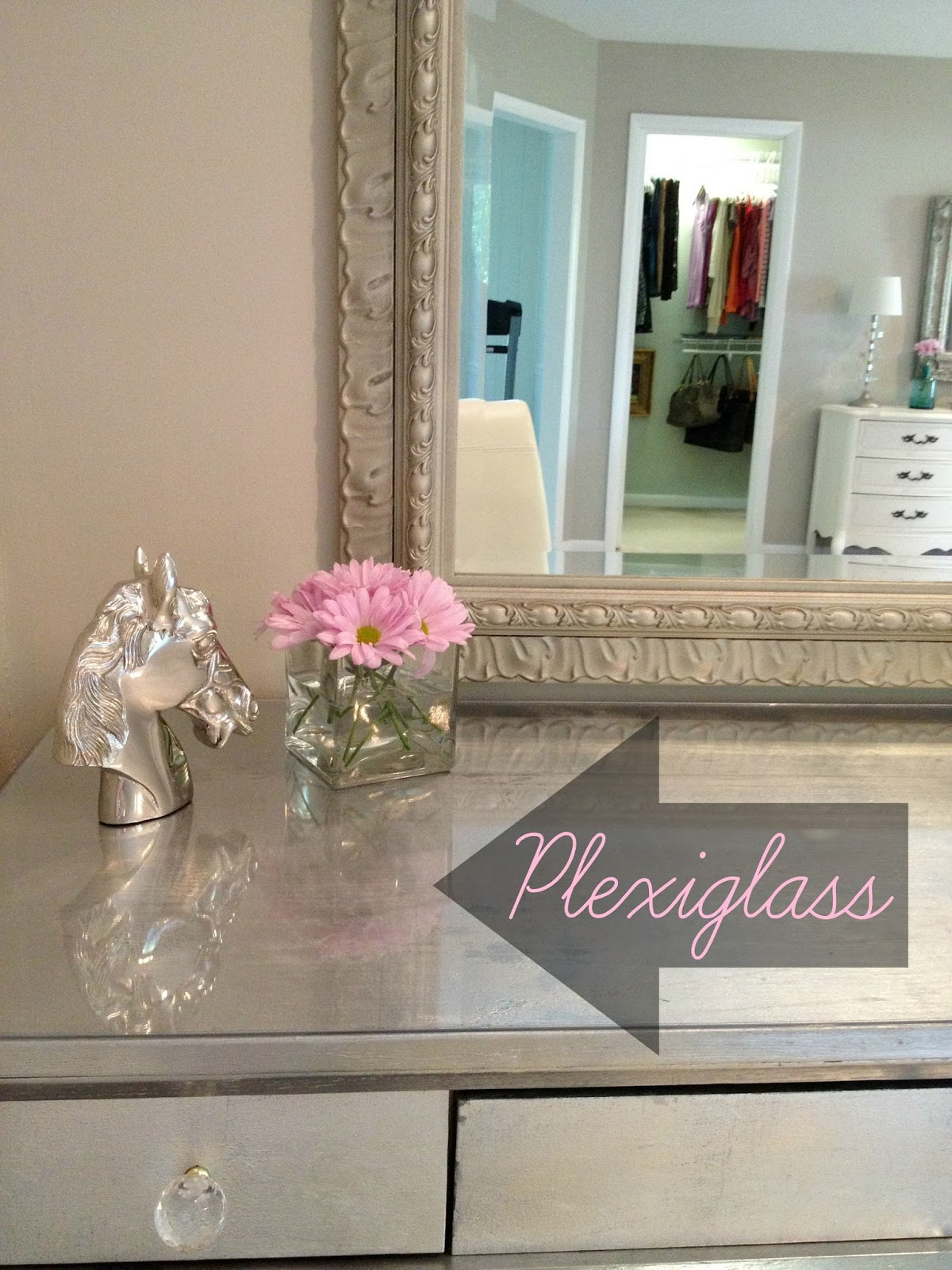 diy metallic furniture. the plexiglass diy metallic furniture o