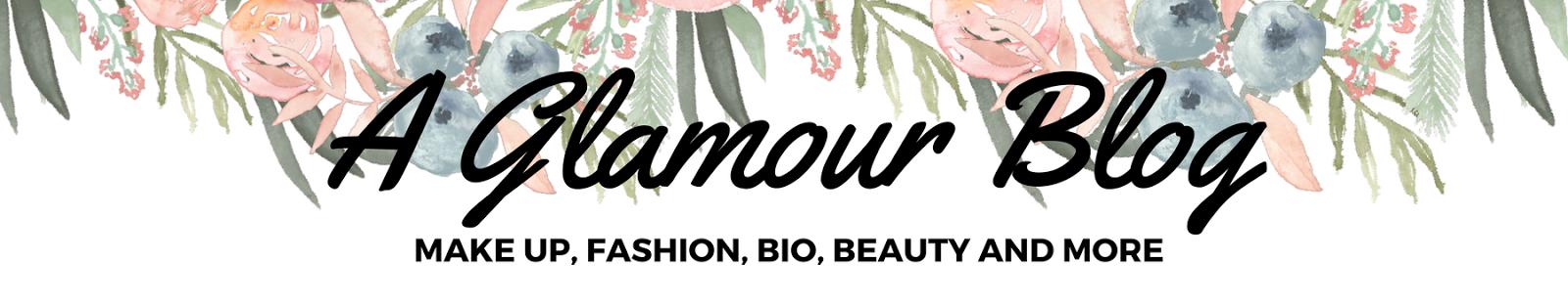 A Glamour Blog