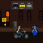 لعبة باتمان ضد الاشرار