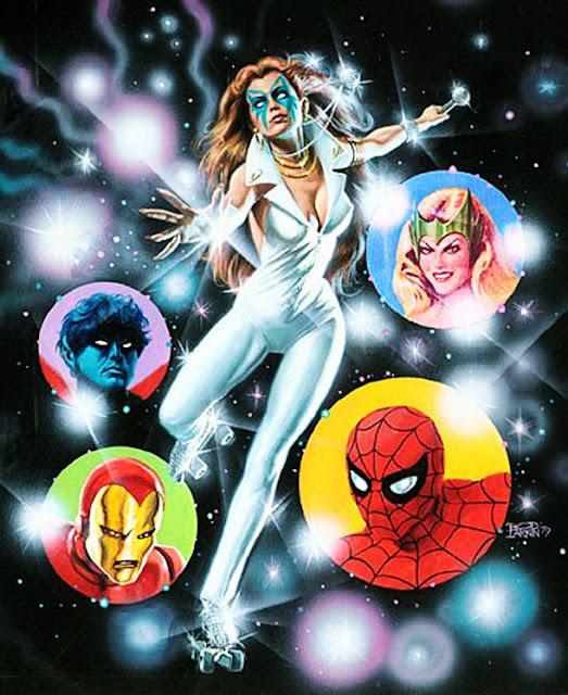 Dazzler - Marvel Comics