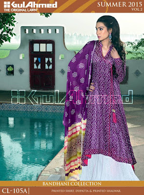 Stylish Ghagra Style Suit, Fashion 2015, Girls In Summer Suits 2015.