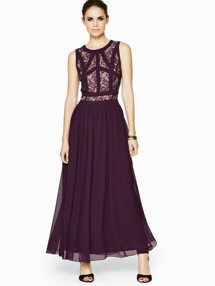 Purple Very Dress - Affordable Purple Wedding Dresses