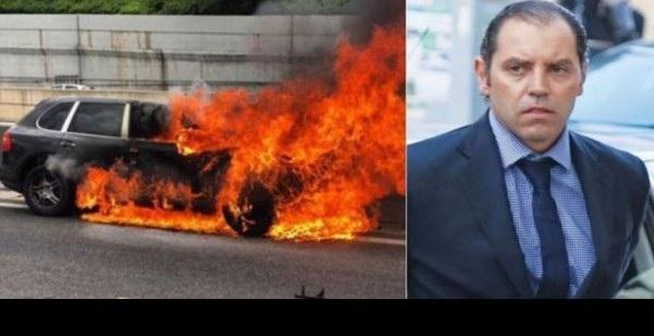 ΚΑΗΚΕ ΖΩΝΤΑΝΟΣ ΣΤΗΝ PORSCHE Ο ΕΚΔΟΤΗΣ ΜΑΥΡΙΚΟΣ: Η εμπλοκή του σε υπόθεση εκβιασμών και οι υπόνοιες για βόμβα στο αυτοκίνητό του