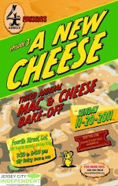 4th Street Arts : 3rd Annual Mac & Cheese Bake-Off