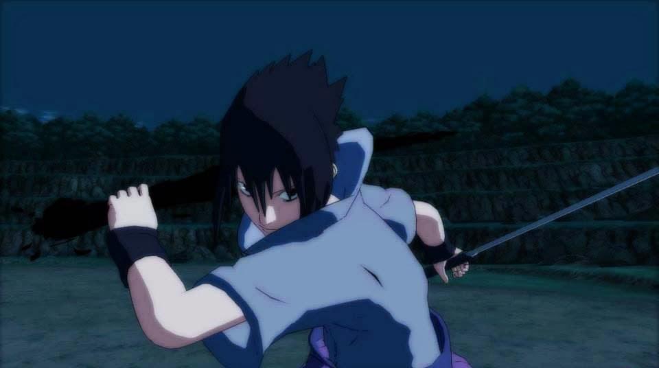 Sasuke Storm revoltuion