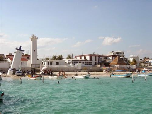 atractivos puerto morelos cancún