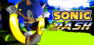 Game Sonic Dash v2.0.0.Go Mod Apk logo cover by http://www.kontes-seo-news.blogspot.com