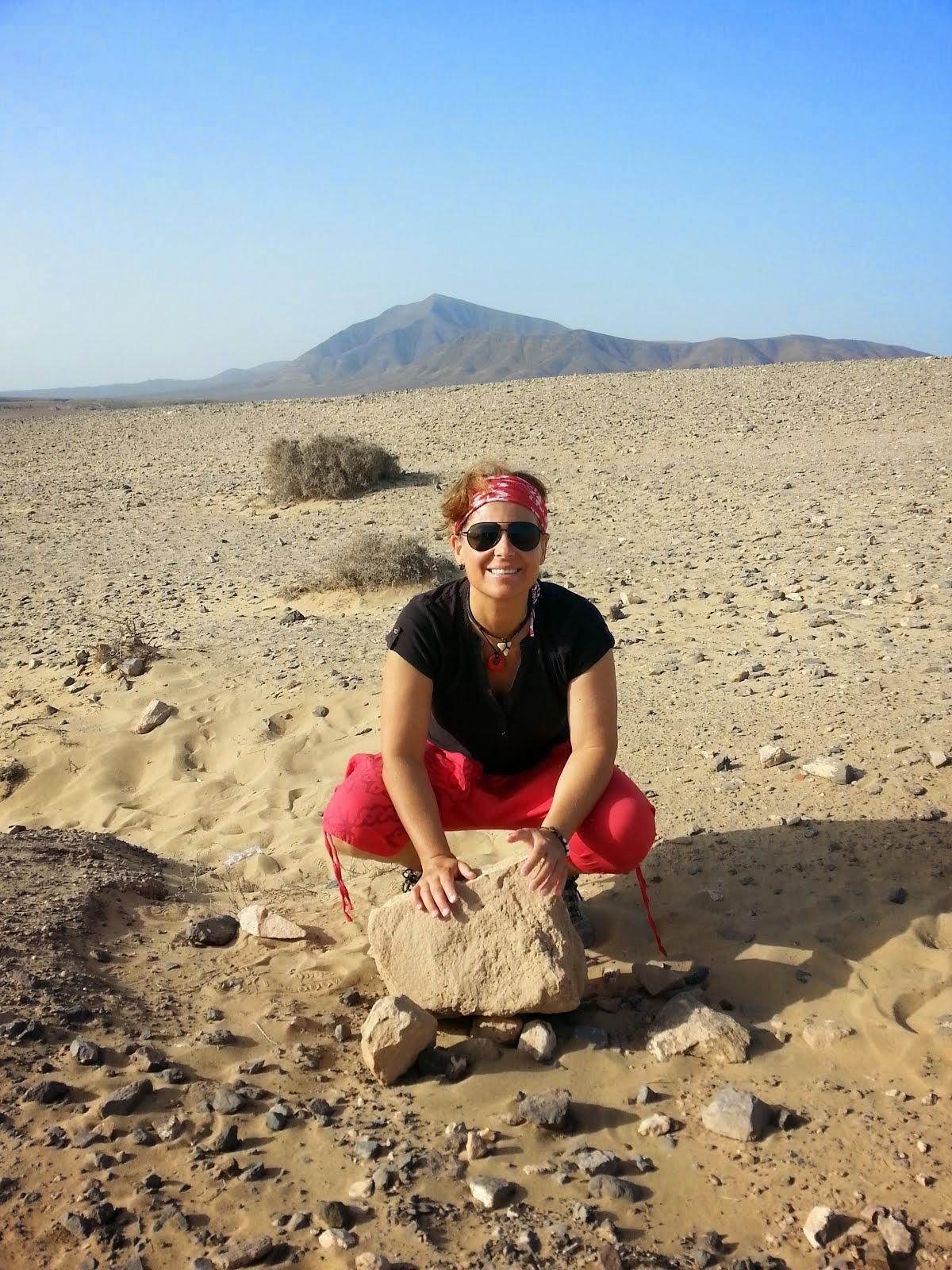 El Silencio  del Desierto es una gran ocasión para escuchar las Respuestas que hay en tu interior