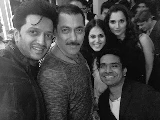 Pictures: Salman Khan's 50th birthday bash ! gallery