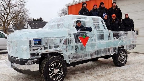 coolest truck ever made الجليد.. truck-made-of-ice3-5