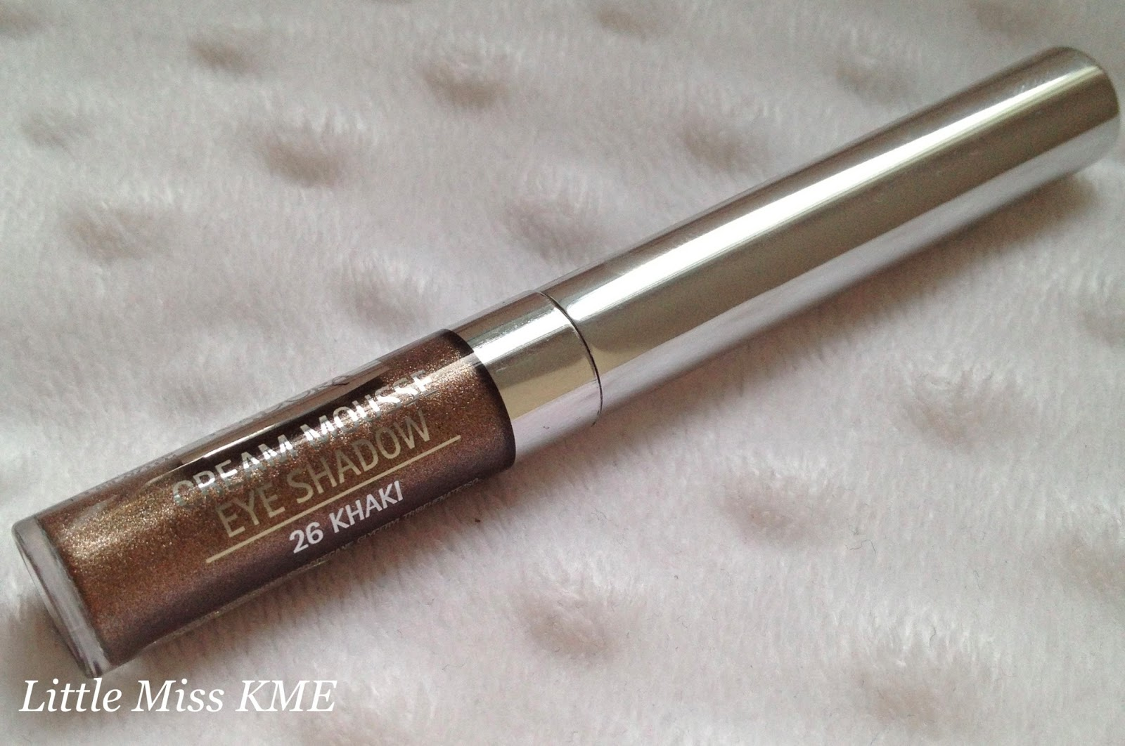 isadora cream mousse eyeshadow