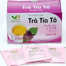 Mua dầu dừa nguyên chất tặng trà tía tô